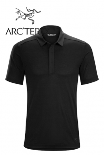A2B SS Polo Mens Black 【2021春夏新入荷商品】