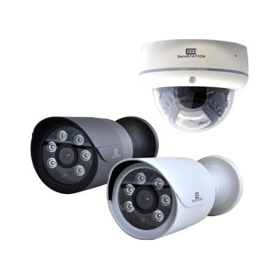 【XP/XZ専用】SC-PX83 / SC-PE33 365万画素 デジタルPoE単体カメラ(※録画装置なし) SecuSTATION
