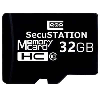 microSDカード 32GB SecuSTATIONオリジナル