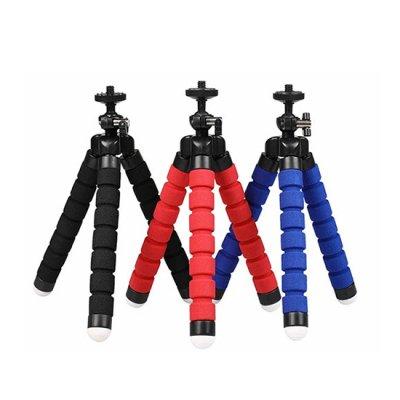 フレキシブル三脚 カメラ三脚 ミニ三脚 くねくね三脚 ブラック SC-LCシリーズ対応 SecuSTATION