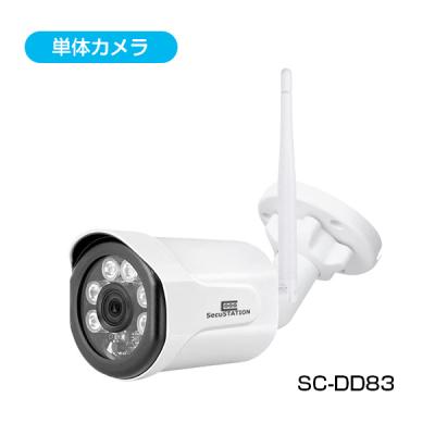 <img class='new_mark_img1' src='https://img.shop-pro.jp/img/new/icons13.gif' style='border:none;display:inline;margin:0px;padding:0px;width:auto;' />【DN専用】SC-DD83 365万画素 SC-DN83K専用単体カメラ(※録画装置なし) SecuSTATION