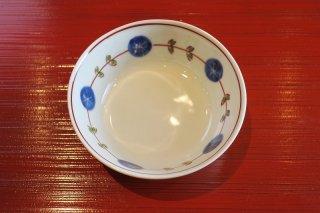 丸紋輪つなぎ小鉢(有田焼)
