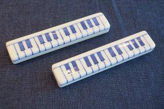 ピアノカトラリーレスト(しん窯・有田)