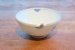 小鳥飯碗・大(京焼)