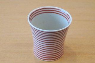 朱駒ミニカップ(波佐見焼)