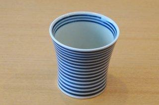 藍駒ミニカップ(波佐見焼)