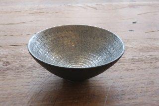 銀彩丸小鉢(有田焼)
