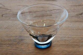 底ブルー小鉢(錬星舎)