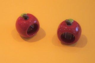 りんごドーム箸置