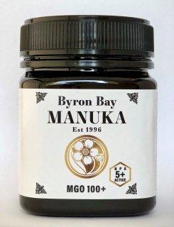 バイロンベイ マヌカハニー MGO 100+/NPA 5+ 250g