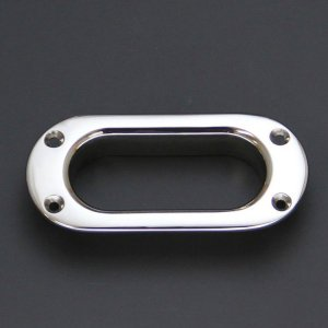 100196<br>ホースパイプオーバル 140(95) x 64(38)mm  x  23mm<br>(KH86223)