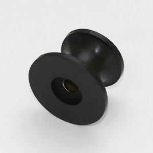 100631<br>スペアーローラー63.5 x 50 x 43mm Rubber<br>(KH11990-2)