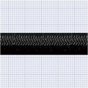 110436<br>TexTech ショックコード 10mm 黒色