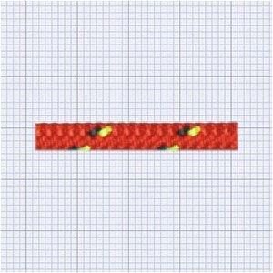 113002<br>Marlow エクセルレーシング1.5mm RED<br>(ER0007)