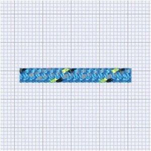 113033<br>Marlow エクセルレーシング4mm BLUE<br>(ER0161)