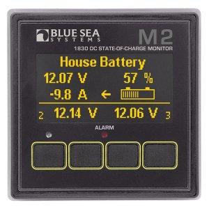 225221<br>BlueSea M2 OLED DC チャージモニター<br>(1830)