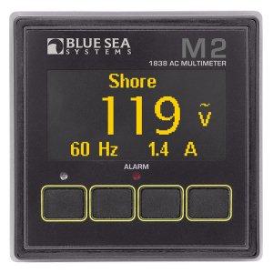 225227<br>BlueSea M2 OLED AC マルチメーター<br>(1838)