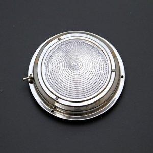 226261<br>ドームライト 75mmステンレス(KH30210)