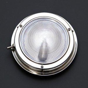 226265<br>ドームライト 125mm ステンレス<br>(KH30200)