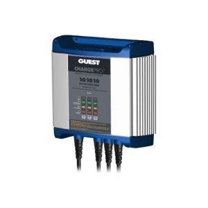 226892 Guest バッテリーチャジャー 30A / 12V; 3 Bank 入力電圧:90-135V  (2731A)