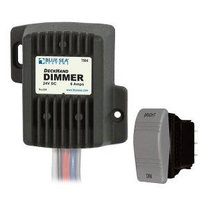 227716<br>BlueSea DC電圧コントロール 6Amp 24V<br>(7504)