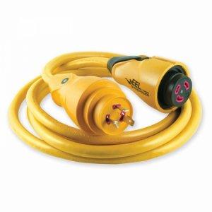 228260<br>Marinco 30A 125V 3.6Mケーブルセット<br>(CS30-12)