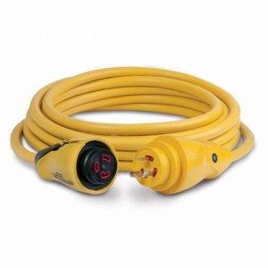 228261<br>Marinco 30A 125V 7.5Mケーブルセット<br>(CS30-25)