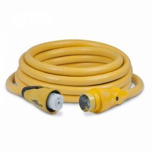 228264<br>Marinco 50A 125V 7.5M ケーブルセット<br>(CS503-25)