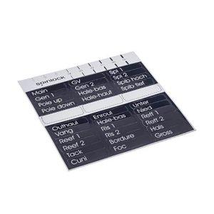 302035<br>Spinlock パーツ X-LBL ハンドルラベル<br>(X-LBL)