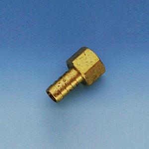 318827<br>フィッテイング Female to Hose 3/8 x 3/8 (Brass )<br>(139742)