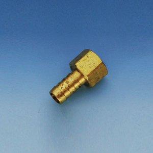 318828<br>フィッテイング Female to Hose 1/2 x 1/2 (Brass )<br>(139743)