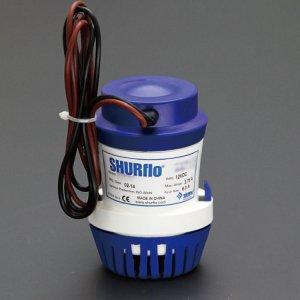 319042<br> SHURflo ビルジポンプ 500<br>(355-010-00)