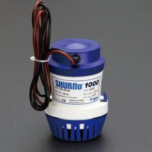 319044<br> SHURflo ビルジポンプ 1000<br>(355-100-00)