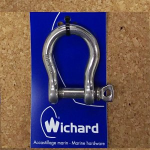 322239<br>Wichard おたふくシャックル HR10mm<br>(11245)