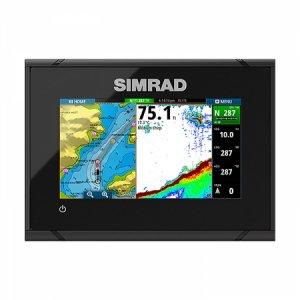 420345<br>Simrad GO5 XSE Skimmer 455/800 トランスデューサー付<br>(000-14456-001)