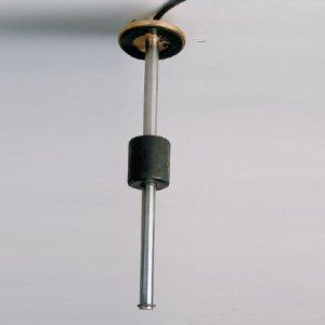 601798<br>Vetus 水/油フロートセンサー 580 mm 12/24V<br>(SENSOR580)