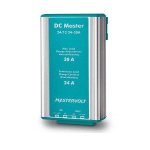 710032<br>Mastervolt DC Master コンバーター 24/12-24A (24 A cont. / 30 A 2 min.)<br>(81400330)