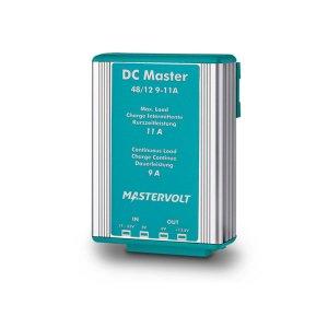 710038<br>Mastervolt DC Master コンバーター 48/12-9A (9 A cont. / 11 A 2 min.)<br>(81400700)