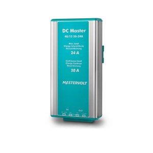 710039<br>Mastervolt DC Master コンバーター 48/12-20A (20 A cont. / 24 A 2 min.)<br>(81400800)