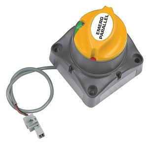 720112<br>BEP 電圧感知リレー&電動スイッチ 12V<br>(701-MDVS)