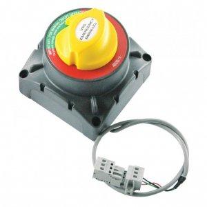 720114<br>BEP HD 電圧感知リレー&電動スイッチ 12/24V<br>(720-MDVSO)