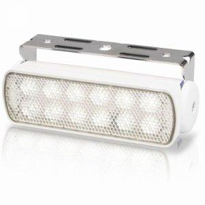 740307<br>Hella Sea Hawk LED デッキライト White スプレッド 3W2連<br>(2LT980670311)