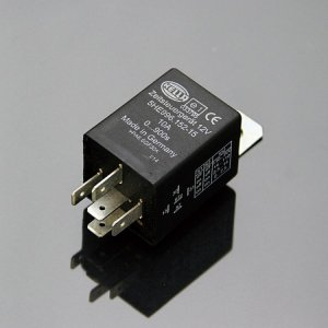 741119<br>Hella Time コントロール リレー 24V DROP OUT<br>(308624V)