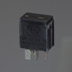741123<br>Hella Micro リレー チェンジオーバー 12V<br>(3065)