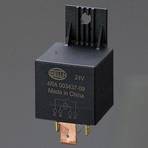 741126<br>Hella 高容量リレー24V 60A<br>(3085)