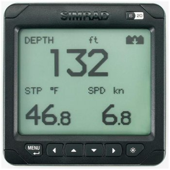 M-420064<br>IS20 コンビ表示器(speed, depth and temp)(デジタル)