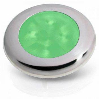 M-740693<br>ラウンド 24V Green SS-Rim(LED)<br>(2XT980503021)