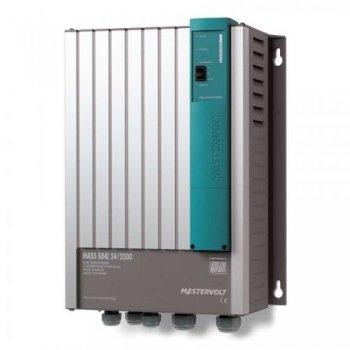 M-710051<br>サインウェーブインバーター  24vDC to 120v AC 2.5kw