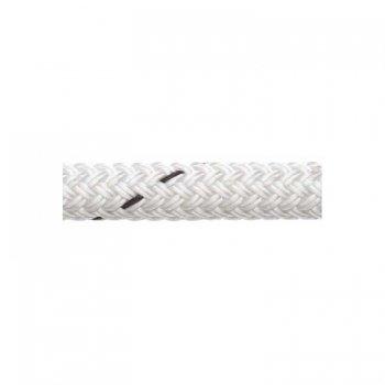 110781<br>マーローWブレイドロープ 8mm 白 Solid  <br>(KB2011)
