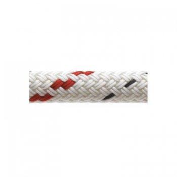 110792<br>マーローWブレイドロープ 10mm  レッド FLK<br>(KB2023)